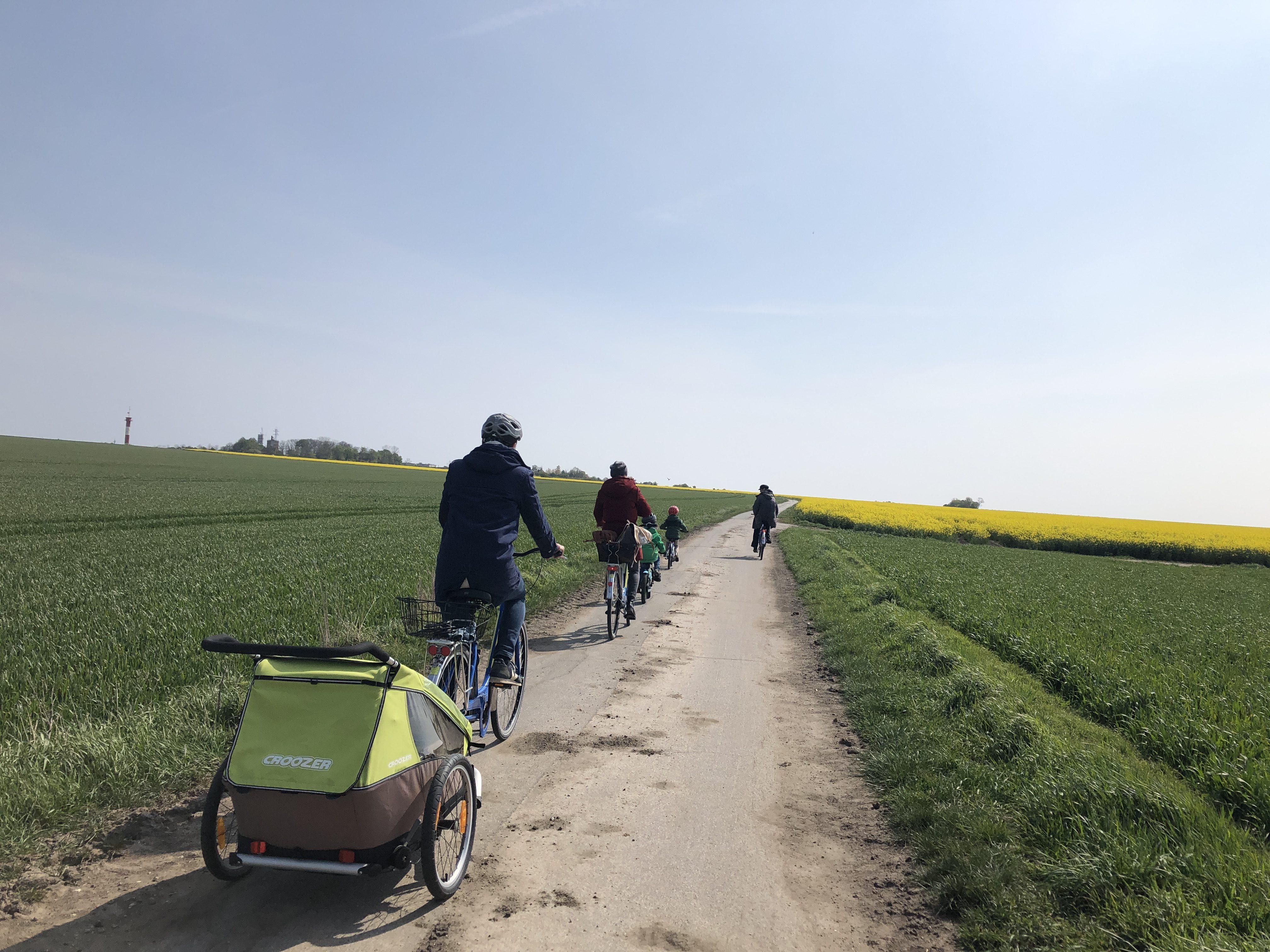 Fehmarn Radtour